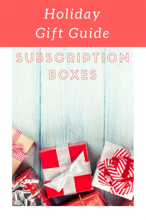 best christmas subscriptions subscription box gift list 10 best boxes to gift or get dude