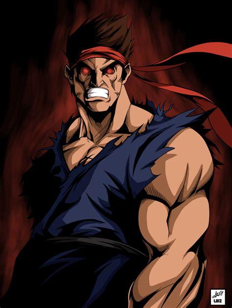 Carnage Vs. Evil Ryu   Battles   Comic Vine