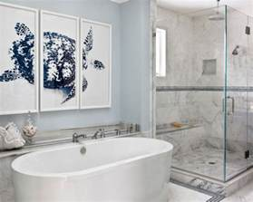 Bathroom Art Ideas by Bathroom Art Ideas With Framed Turtle Wallpaper