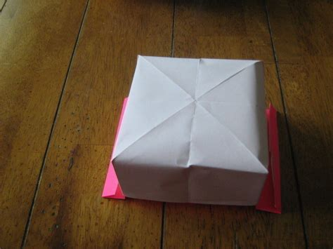 How To Make A Bowl Out Of Paper - origami bowl 183 how to fold an origami box 183 origami on cut