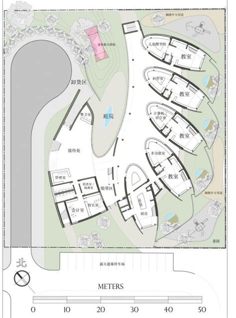 Preschool Floor Plan Preschool Project In China From Debbas Architecture