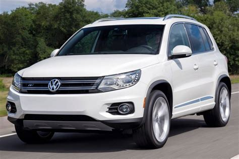 used 2016 volkswagen tiguan for sale pricing features