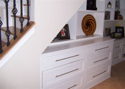 Cabinet Design Stairs by The Stairs Bult Ins