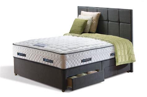 single divan bed sealy weslake posturepedic platinum 3ft single divan bed