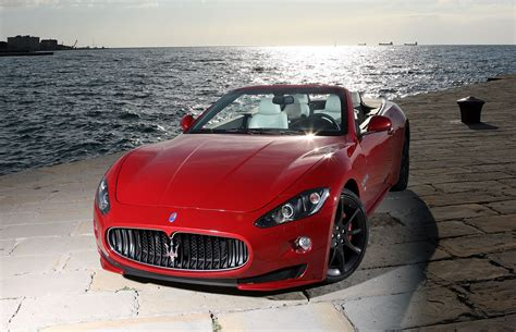 red maserati granturismo maserati granturismo sport red image 139