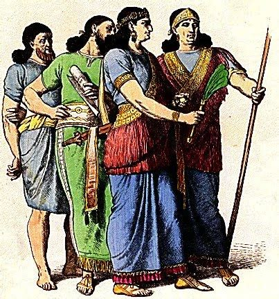 persiani popolo ancient babylonia