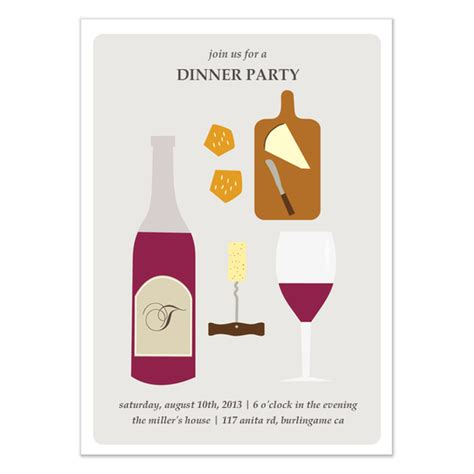 wine and cheese invitation template wine cheese invitations cards on pingg