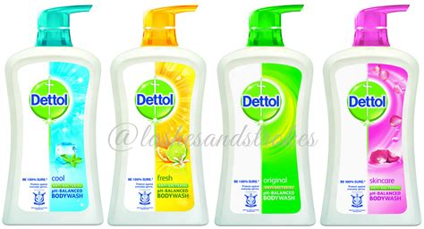 Dettol Wash Skin Care 625ml lashes and strokes review new dettol anti bacterial ph