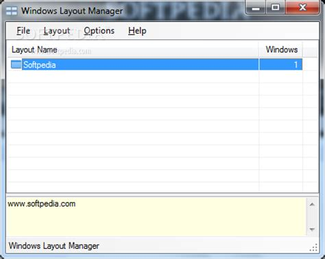 windows layout manager download windows layout manager download