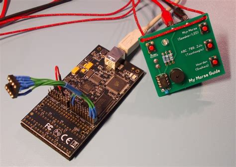 high voltage serial programming avr homepage of pa1ivo my morse guide project
