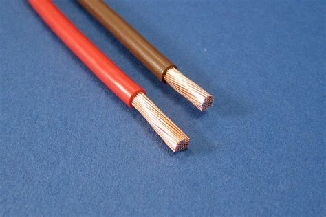 thin electrical wire thin wall cable