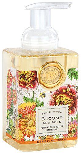 michel design works luxury foaming hand bath body soap lotions uk michel design works foaming hand soap 17 8 ounce blooms