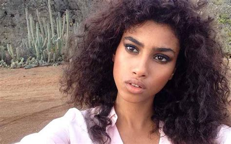 Moroccan Style Home Imaan Hammam The Unstoppable Moroccan High Fashion Model