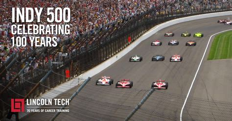 indianapolis new years lincoln tech celebrates the indy 500 racing tradition