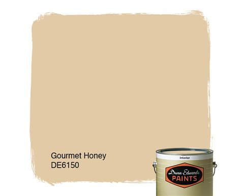 gourmet honey de6150 dunn edwards paints