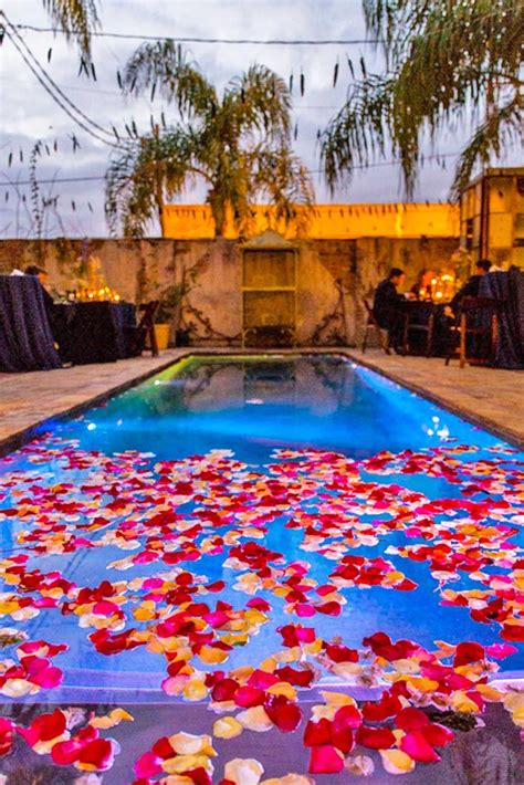 Pool Decorations For by Best 25 Backyard Wedding Pool Ideas Only On