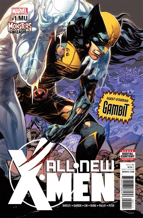 new x men volume 2 0785108874 all new x men vol 2 1 mu marvel database fandom powered by wikia