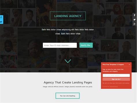 templates bootstrap agency responsive free and premium templates thread by