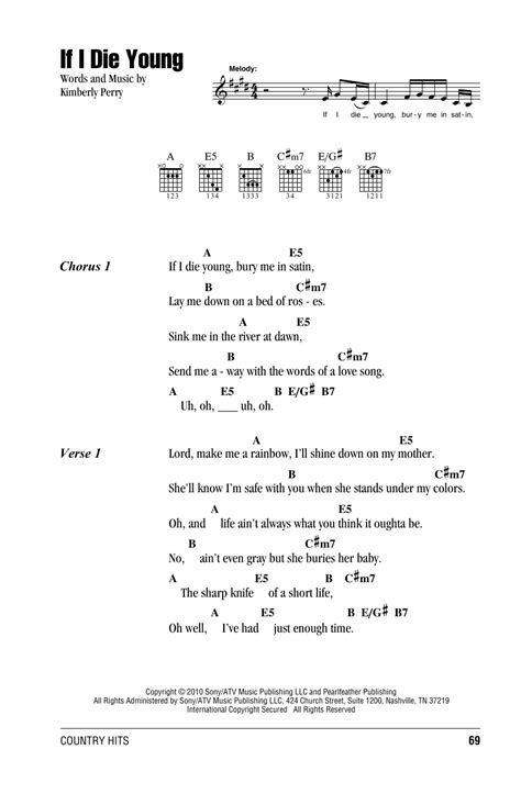The Band Guitar Chords