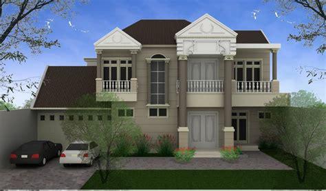 desain rumah klasik desain rumah klasik modern rumah minimalis