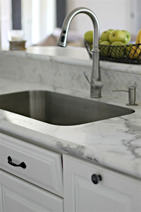 Can You Use Marble For Kitchen Countertops by Karran Undermount Sink Can Be Used With Formica