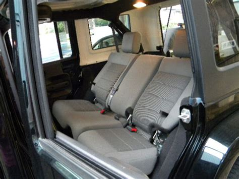 jeep wrangler unlimited rear seat recline how to recline back seat page 3 jeep wrangler forum