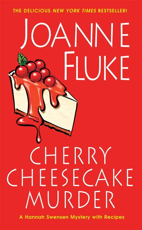 joanne fluke author of cherry cheesecake murder