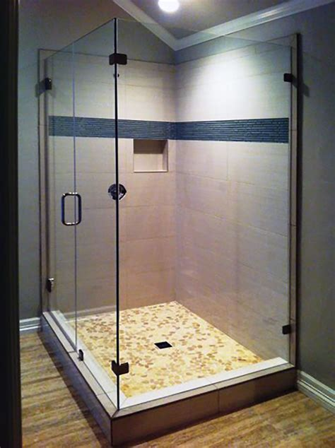 Dallas Shower Door 90 Degree Shower Enclosures Shower Doors Of Dallas