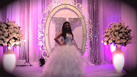 princess themed quinceanera decorations quinceanera