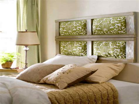 simple headboard ideas bedroom easy diy headboard with rectangle easy diy