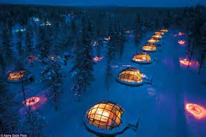 these magical igloos will make pack your bags and for