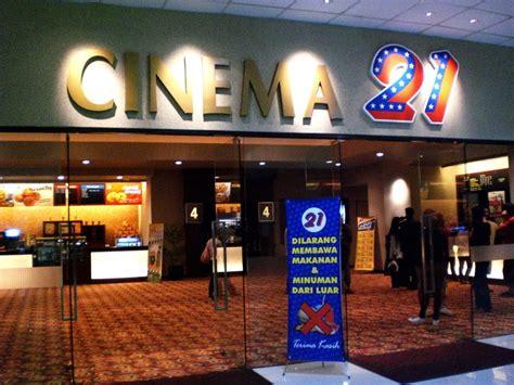 jadwal bioskop hari   indonesia