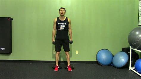 dumbbell hack squat  elevated heels hasfit squat