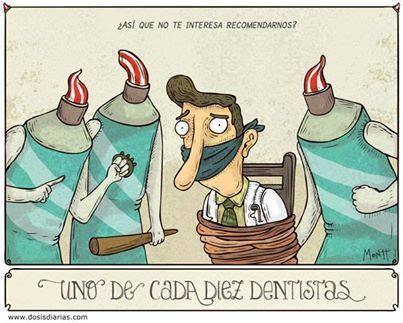 imagenes graciosas odontologia bullying odontolog 237 a dentista funny odontologo