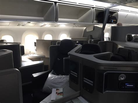 787 Cabin Noise by Review American 787 Business Class Beijing To Dallas One Mile At A Time