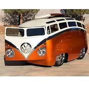 Conoce La Volkswagen Combi Amorfa Autocosmos
