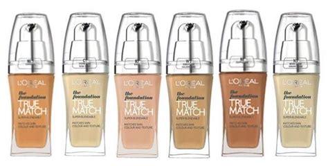 Wardah Match 10 merk foundation yang bagus untuk makeup tahan lama