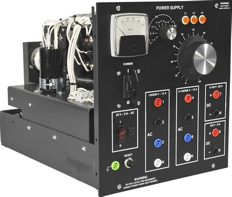 labvolt series  festo didactic variable power supply