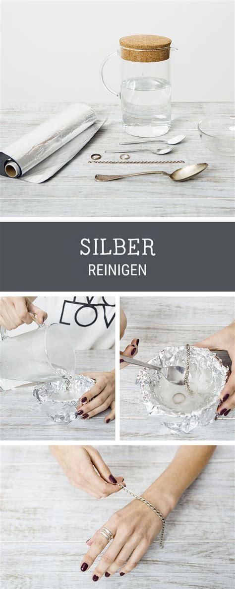 Ring Polieren Hausmittel by Die Besten 25 Silber Reinigen Ideen Auf Pinterest
