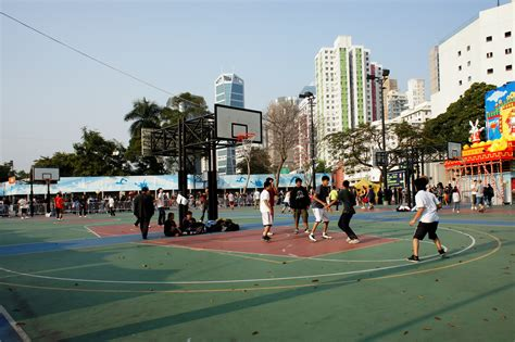Hong Kong Court Search File Basketball Courts Of The Park Hong Kong Jpg Wikimedia Commons