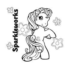 pony pinkie pie coloring pages   pony