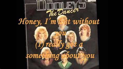 THE DOOLEYS - HONEY I'M LOST ( LYRICS ) VINYL 1979 - YouTube I'm Lost Lyrics