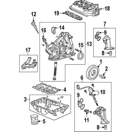 honda accord parts diagram parts 174 honda accord engine parts oem parts