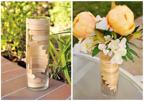make a popsicle stick helix vase 187 dollar store crafts
