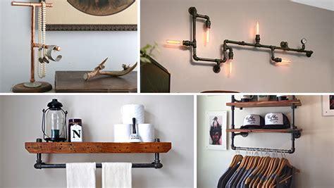 savvy handmade industrial decor ideas   diy