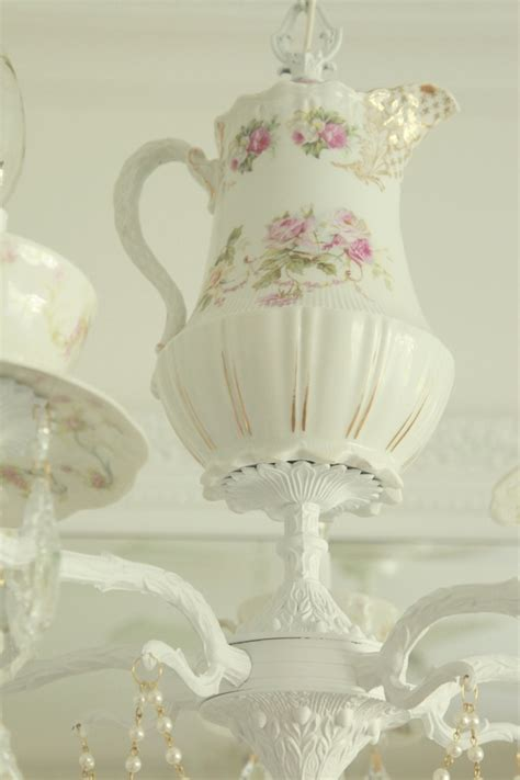 Teapot Chandelier This Chandelier Is The Same As The Teacup One But The Teapot Is The Base Pack Rats