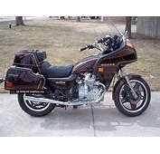 1982 Honda Gl500 Interstate