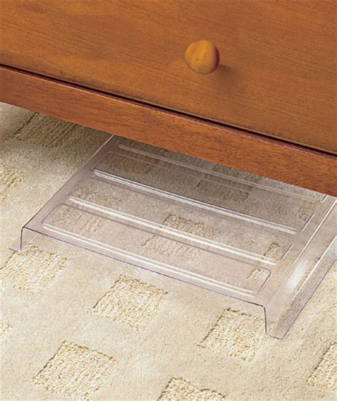 under couch heat register deflector vent extender for forced air heater or air conditioner