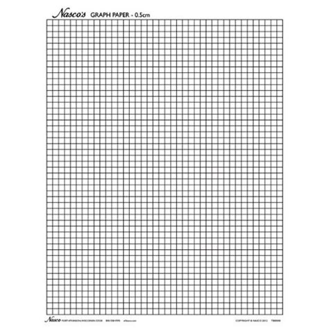 printable graph paper 100 x 100 nasco tb25361t graph paper 0 5cm squares 11 x 8 1 2