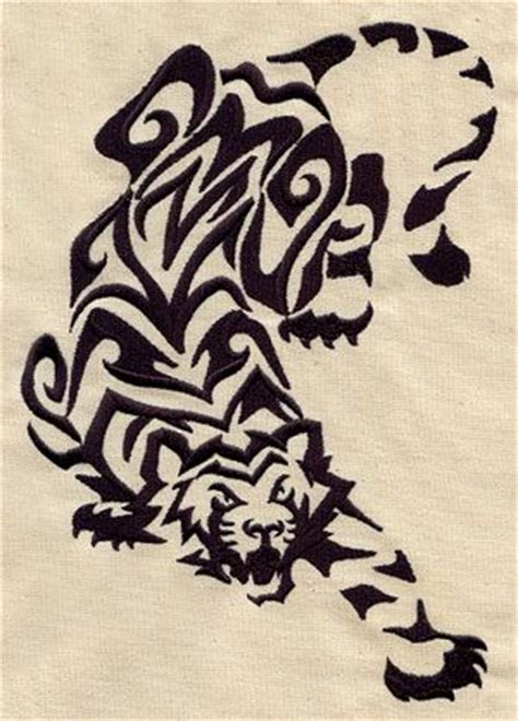 chinese zodiac tiger tattoo designs design zodiac and threads on